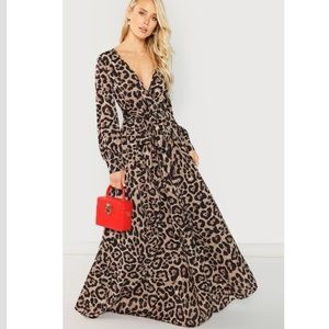 🌼NWT JUST IN! Multicolored Leopard Print Maxi